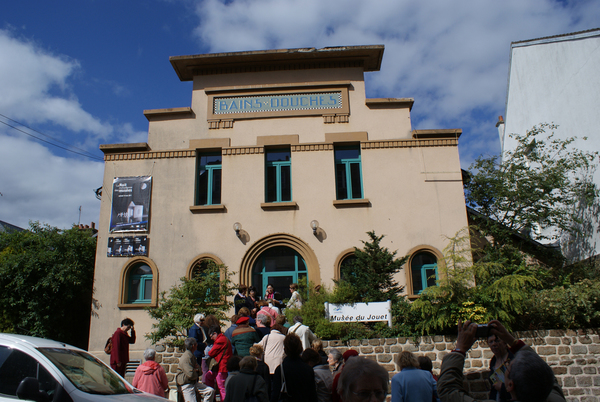 Journées du patrimoine 2017 - Visite libre du musée du Jouet ancien
