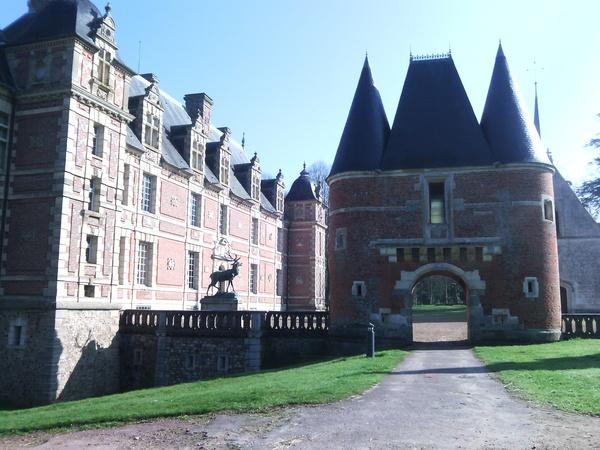 Rendez Vous aux Jardins 2018 -Château de Chambray