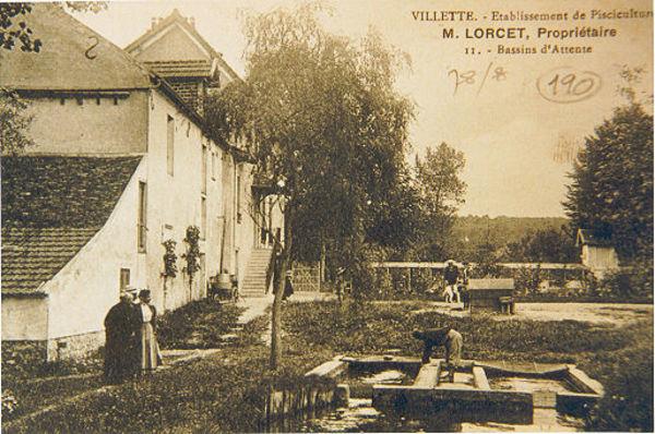 Crédits image : Pisciculture de Villette