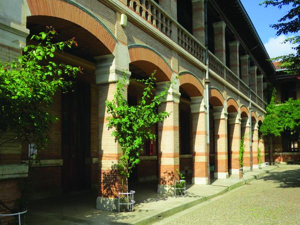 Journées du patrimoine 2017 - Le lycée Michelet, un palais pour les jeunes filles