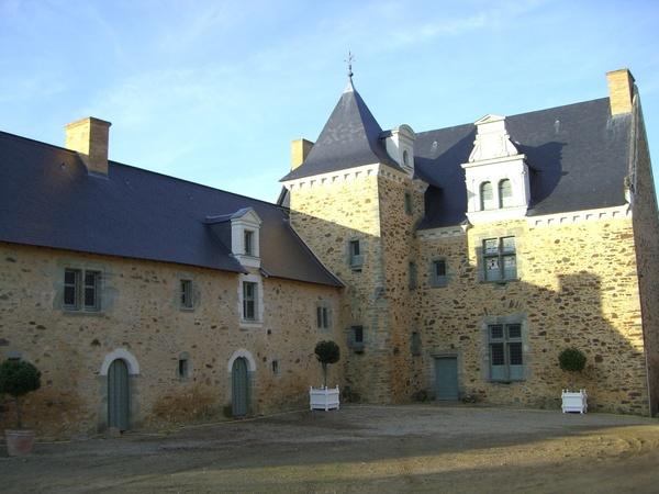 Journées du patrimoine 2017 - Manoir de la Joubardière