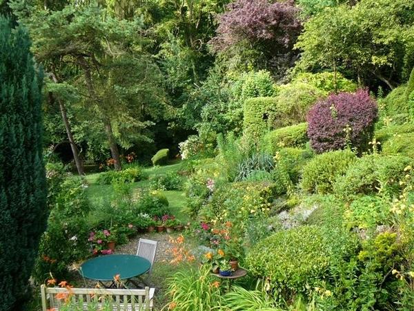 Rendez Vous aux Jardins 2018 -Jardin La Roche-Baude