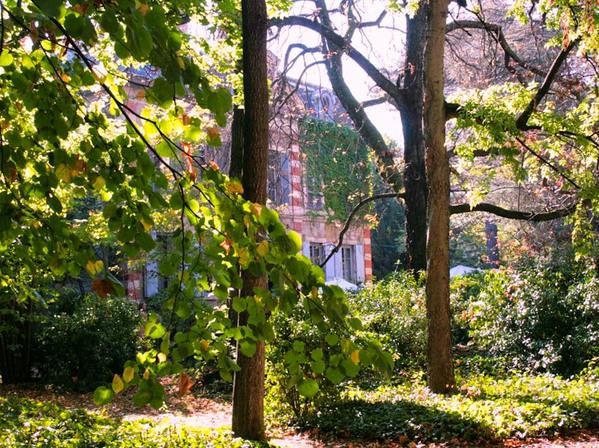 Rendez Vous aux Jardins 2018 -Villa Monoyer