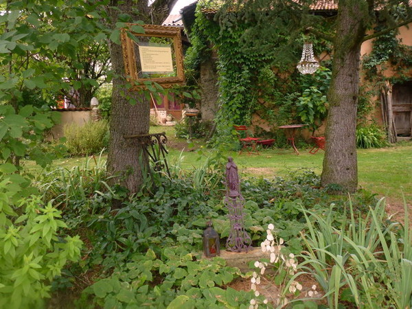 Rendez Vous aux Jardins 2018 -La ferme du Regardin