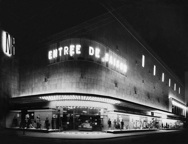 Journées du patrimoine 2017 - A la découverte des Galeries Lafayette de Toulouse !