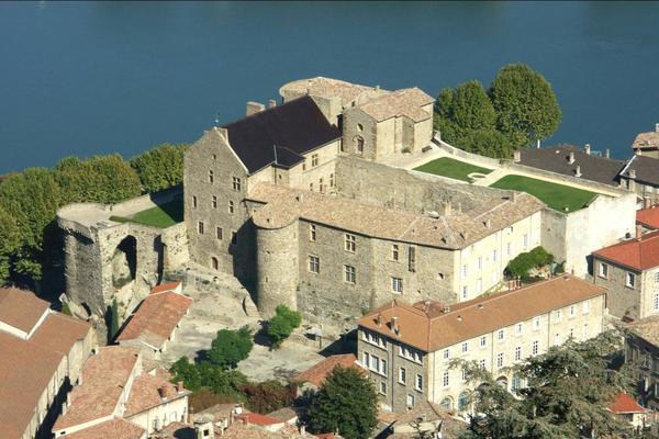 Journées du patrimoine 2017 - Visite libre du château musée de Tournon