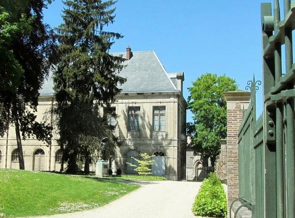 Crédits image : Crédit photo : Pavillon Audiffred - Société académique de l'Aube