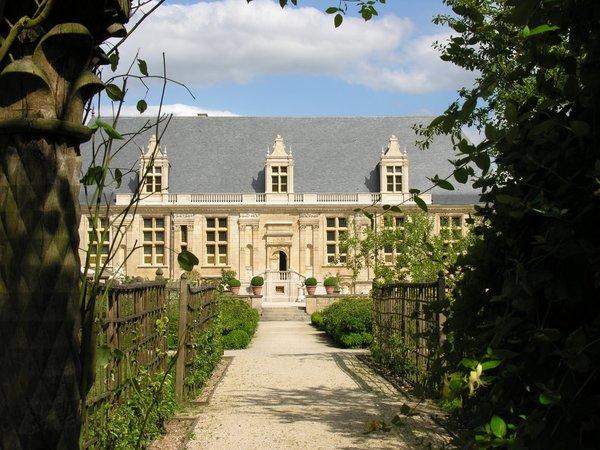 Crédits image : Château du grand jardin © Conseil départemental de la Haute-Marne