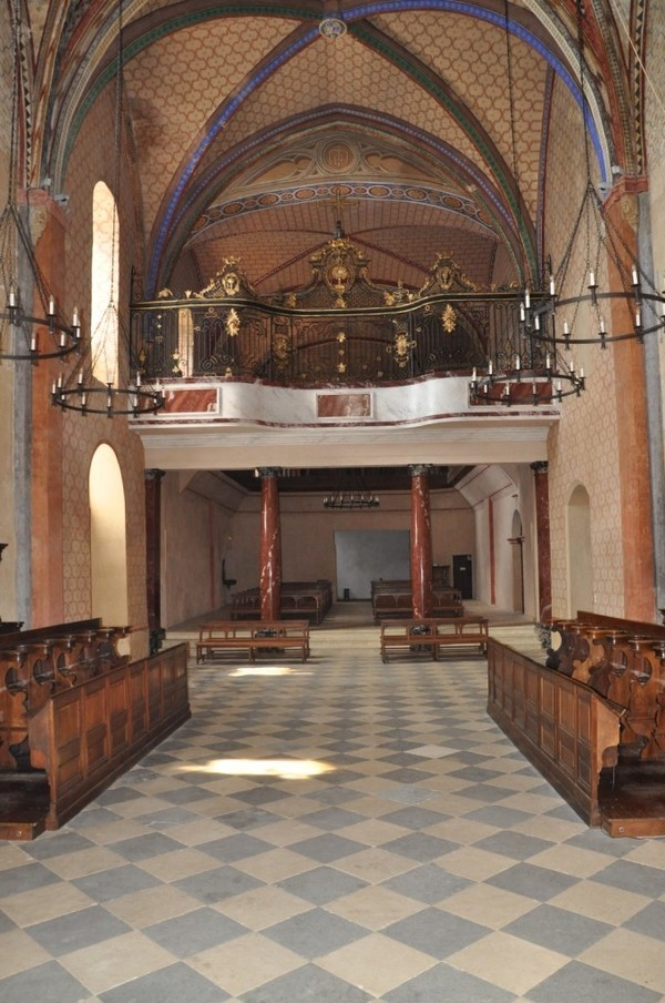 Journées du patrimoine 2018 - Visite guidée du monastère