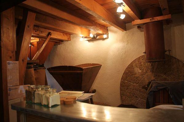 Journées du patrimoine 2017 - Le moulin d'Edmond