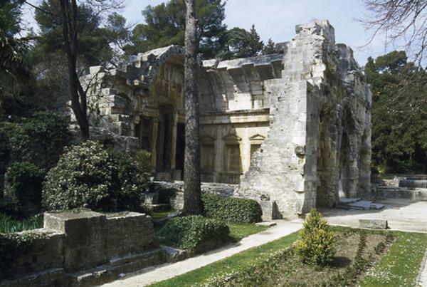 Journées du patrimoine 2017 - Temple de Diane