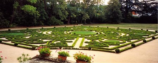Journées du patrimoine 2017 - Visite guidée des jardins de l'Hôtel de Sambucy