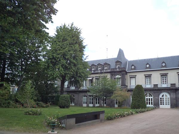 Journées du patrimoine 2017 - Préfecture du Puy-de-Dôme