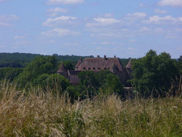 Journées du patrimoine 2017 - Découverte du Château de Chitry les Mines