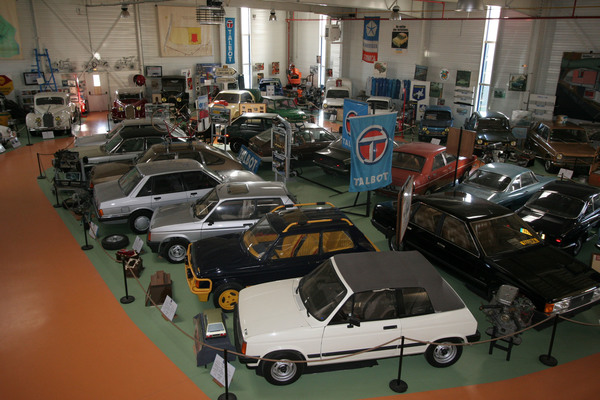 Journées du patrimoine 2017 - Visite libre du musée automobile