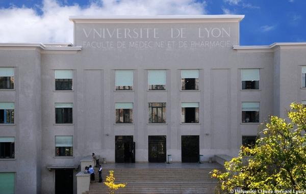 Crédits image : Université Claude Bernard Lyon 1