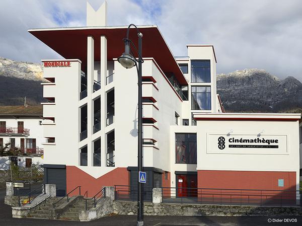 Crédits image : Cinémathèque des Pays de Savoie et de l'Ain.