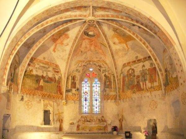 Journées du patrimoine 2017 - Visite commentée de la chapelle de Beaumont.
