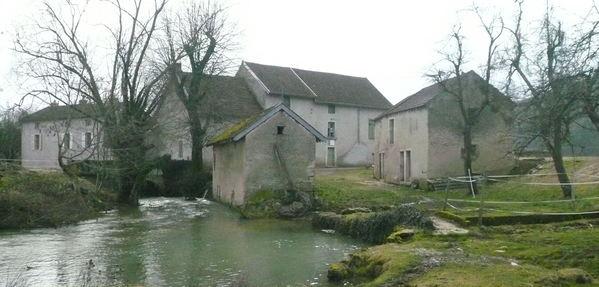 Journées du patrimoine 2017 - Moulin d'hier sur le Meuzin