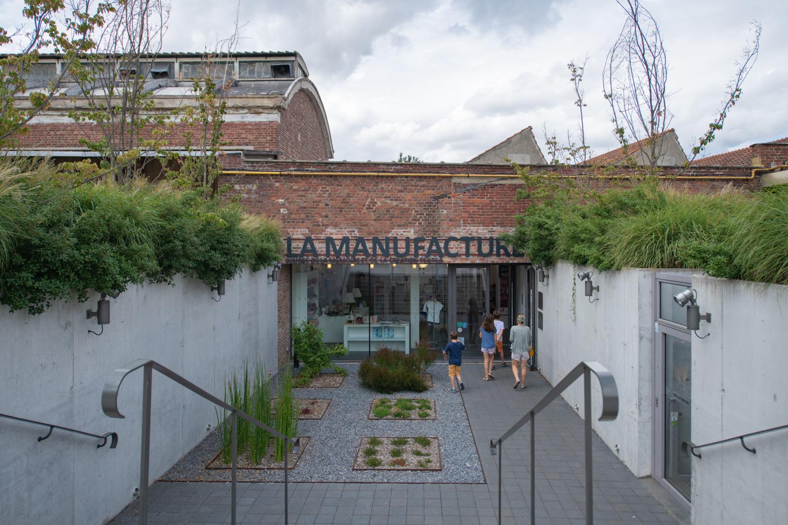 La Manufacture Musée de la mémoire et de la création textile