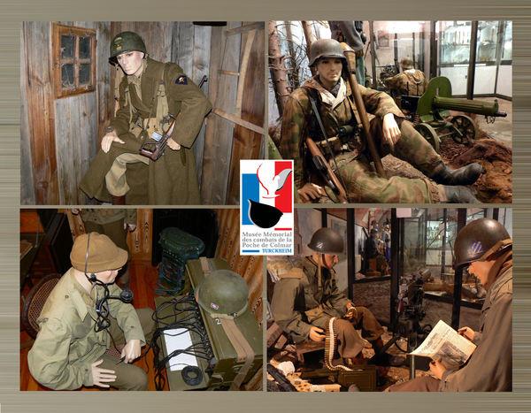 Crédits image : Musée Mémorial des Combats de la Poche de Colmar