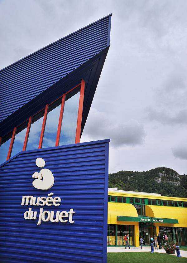 Journées du patrimoine 2019 - Visite de l'exposition permanente au musée du Jouet