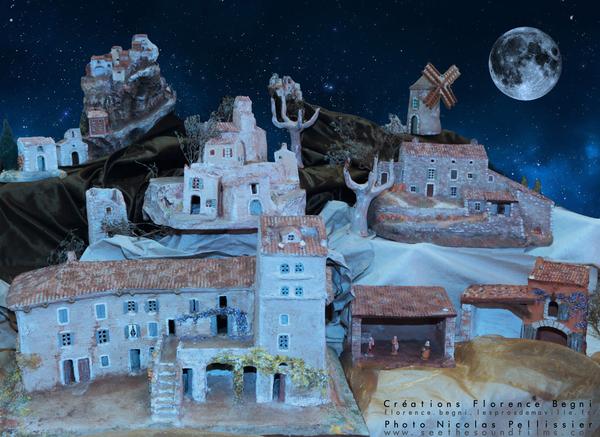 Journées du patrimoine 2017 - Atelier des paysages miniatures