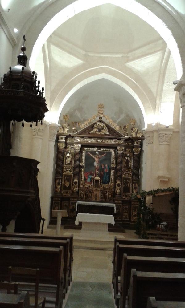 Crédits image : ©Église Saint-Martin et chapelle Notre-Dame-du-Pont
