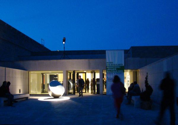Nuit des musées 2018 -Musée des Beaux-Arts de Caen