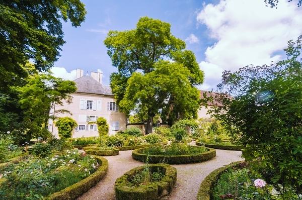Rendez Vous aux Jardins 2018 -Jardin du domaine de George Sand