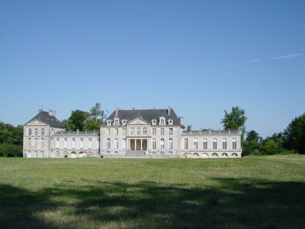 Journées du patrimoine 2018 - Visite libre du parc du château de Versainville