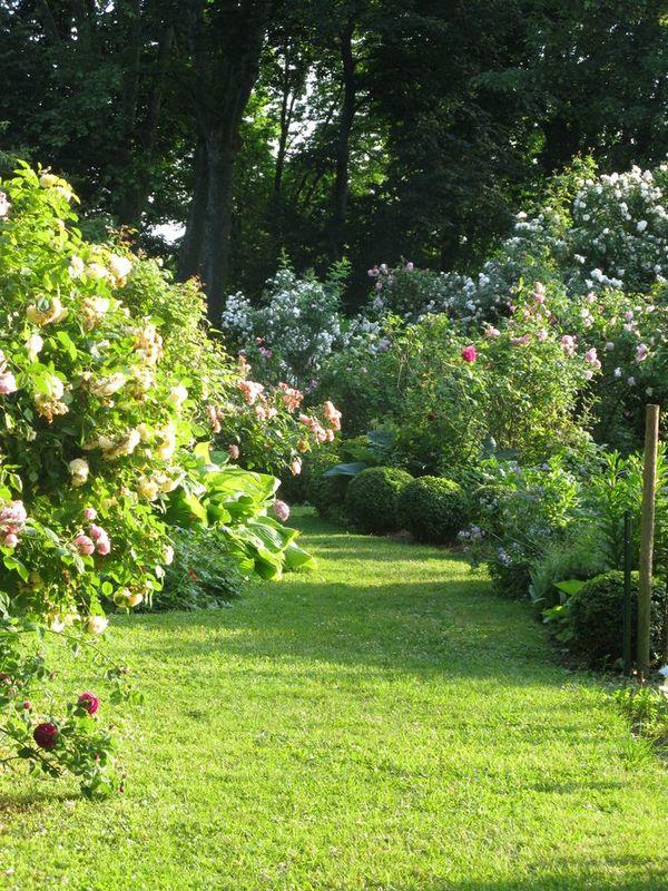 Journées du patrimoine 2017 - En pleine ville, un jardin privé luxuriant - Lyon intra muros