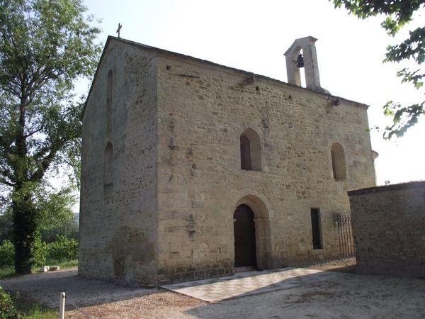 Journées du patrimoine 2017 - Chapelle Saint-Julien de Pistrin