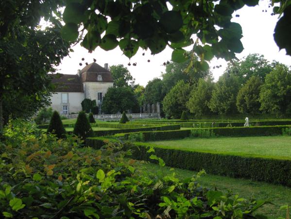 Rendez Vous aux Jardins 2018 -Jardin de Clauzuroux