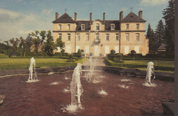 Rendez Vous aux Jardins 2018 -Jardins du château de Veyrignac