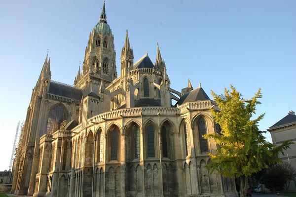 Journées du patrimoine 2017 - Visite guidée des Parties Hautes de la cathédrale