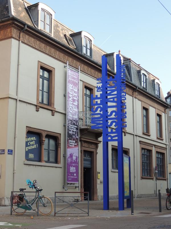 Nuit des musées 2019 -Musée de la Résistance et de la Déportation de l'Isère