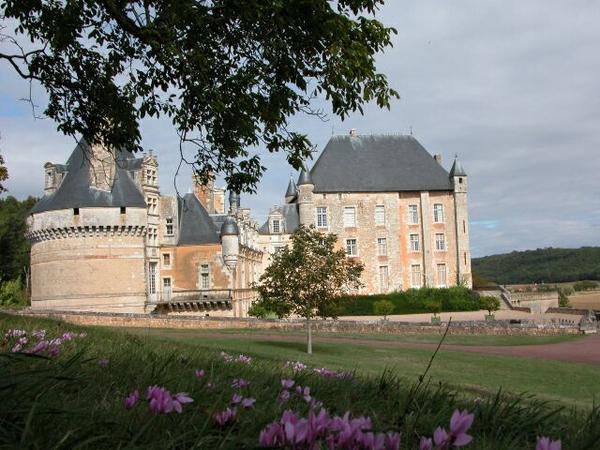 Crédits image : © Château de Touffou