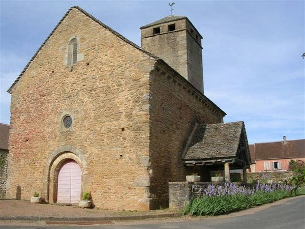 Journées du patrimoine 2017 - Visite de l'église romane de Saint-Clément-Sur-Guye