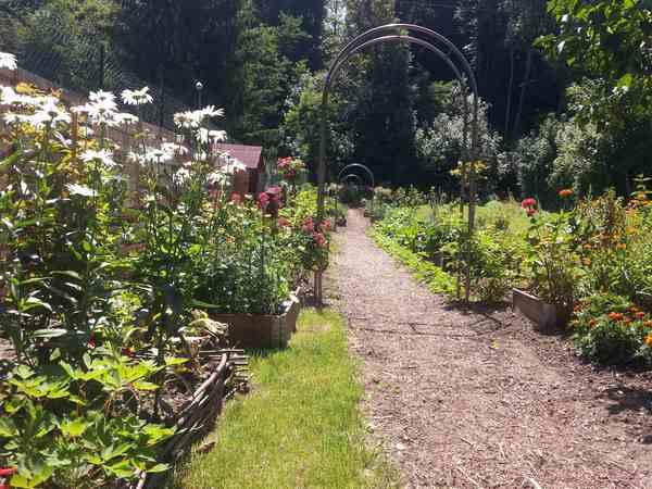 Rendez Vous aux Jardins 2018 -Jardin des simples