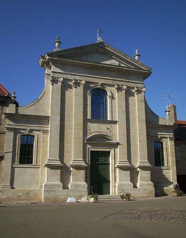 Crédits image : Office de tourisme du Pays du Saulnois