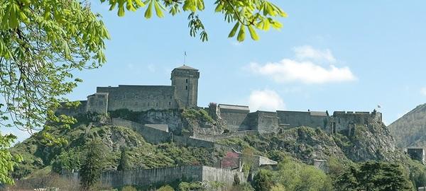 Journées du patrimoine 2017 - Visite libre du château fort et musée Pyrénéen
