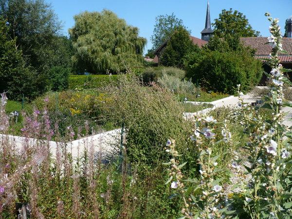 Rendez Vous aux Jardins 2018 -Jardin du musee du pays du der