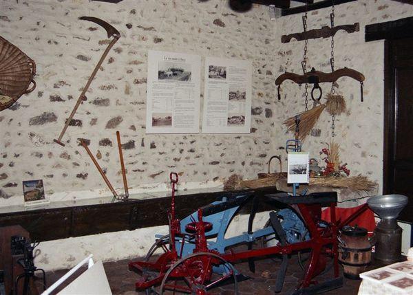 Journées du patrimoine 2017 - Métairie - Musée de Sucy en Brie