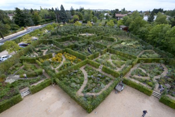 Rendez Vous aux Jardins 2018 -Parc du château de Saint-Bernard