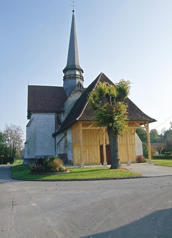 Crédits image : Église Saint-Sulpice © Alain Hubinois