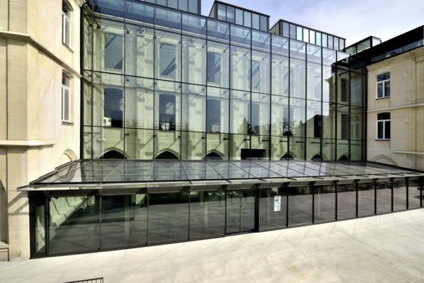 Journées du patrimoine 2018 - Visite de la médiathèque de l'architecture et du patrimoine et présentation de ses collections