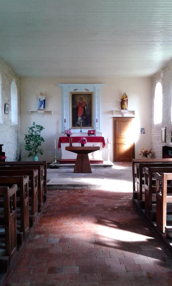 Crédits image : Doulevant-le-Petit - Eglise © Mairie Doulevant-le-Petit