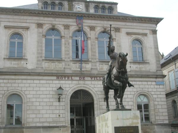 Sites Jeanne d'Arc