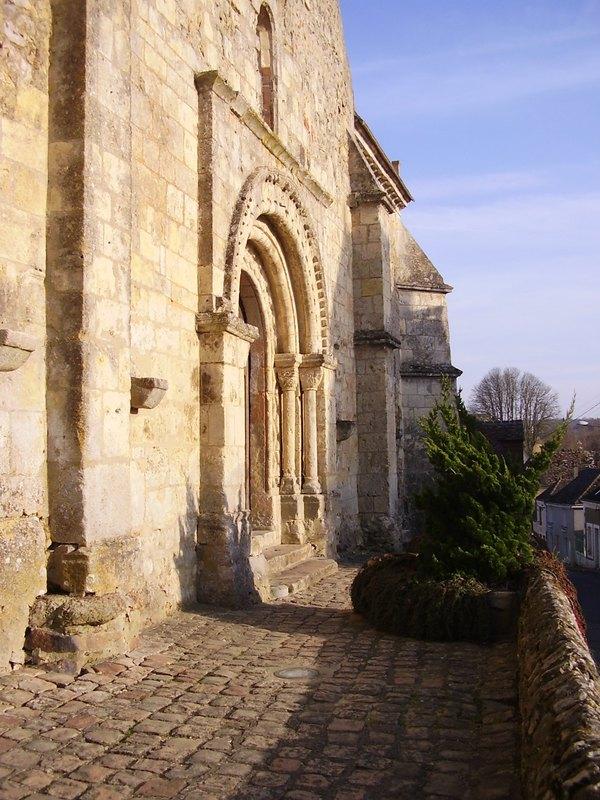 Journées du patrimoine 2018 - Eglise Saint-Jouin
